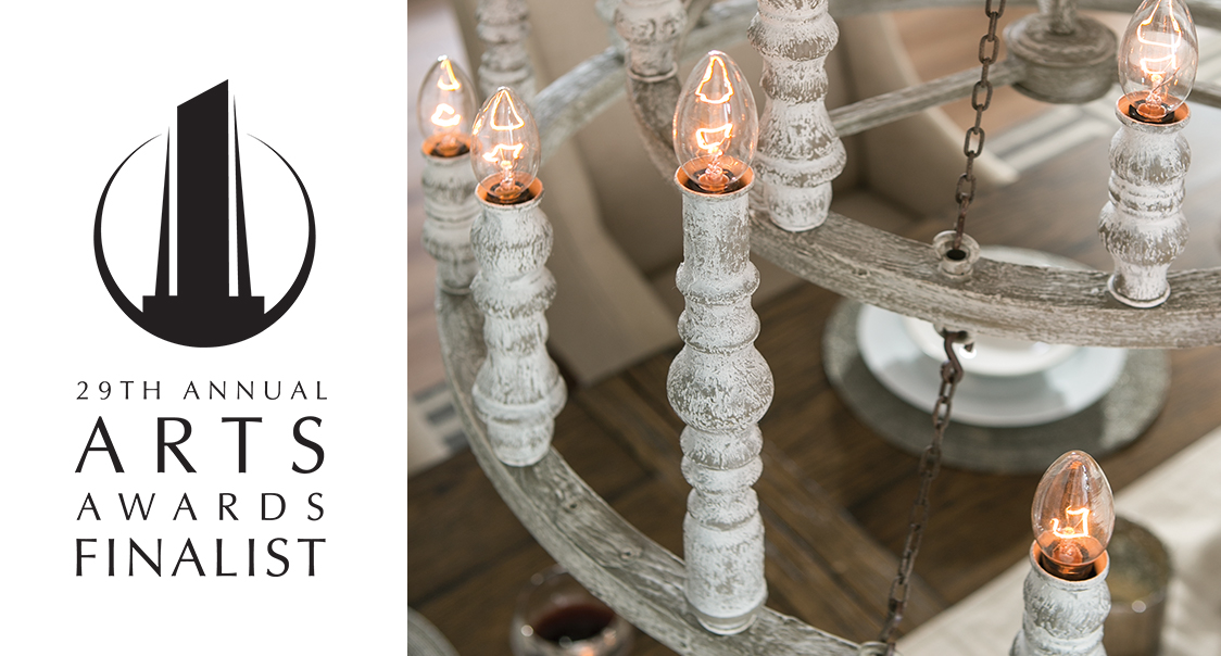 Norridge Chandelier Collection by Feiss